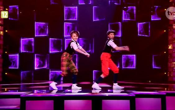 Adam i Nina tańczą Cameo