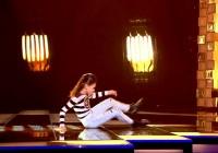 Angele tańczy Nirvanę