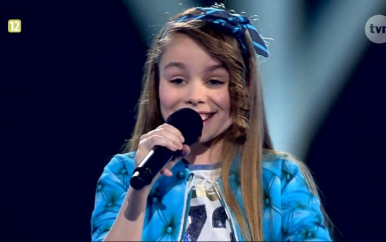 Olivia Wieczorek śpiewa Rather Be